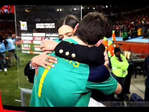 Un Año del Mundial... Sara Carbonero & Iker Casillas