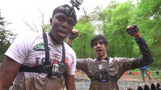 TOUGH MUDDER 2014 with Vikkstar & KSI