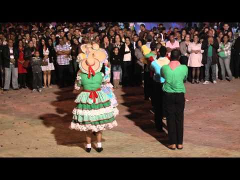 Zabelê de Pirapora no Forrozando 2011 - Catira