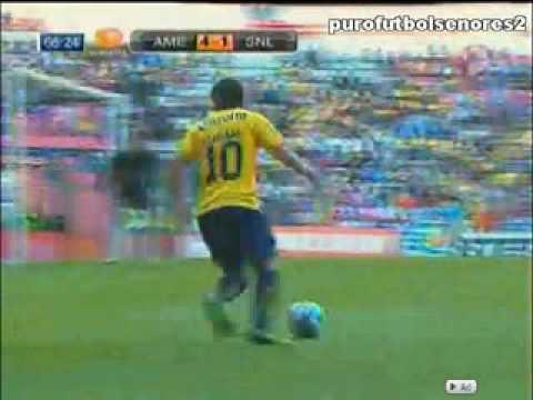 America vs San Luis 5-1 Torneo Bicentenario 2010 Jornada 1