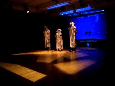 theatre - laboratory @lma @lter ( Alma Alter ) - Manuel, Vassya , Pavel - Hallelujah