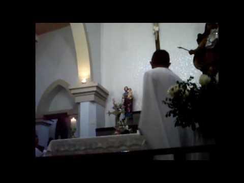 Santa Mãe de Deus - Paróquia Nossa Senhora da Conceição - Granjeiro / CE - (31/12/2016)