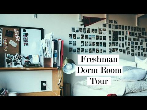Freshman Dorm Room Tour - Northeastern University