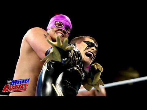 event - Gold and Stardust look to continue their momentum against Los Matadores.