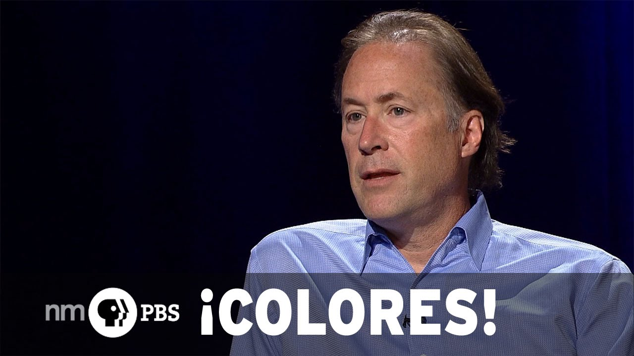 Hampton Sides on PBS Colores