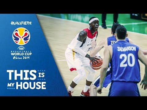 Germany v Israel - Highlights - FIBA Basketball World Cup 2019 - European Qualifiers