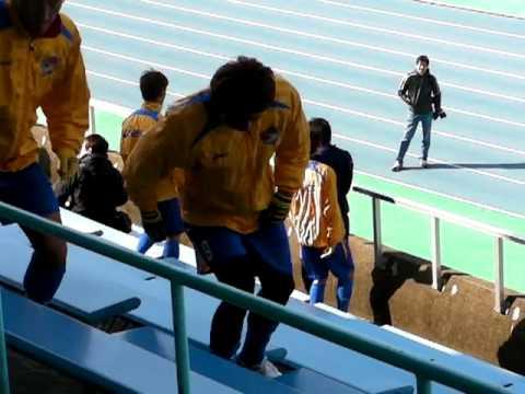 【合宿や強化練習に】 階段ダッシュでメンタル・フィジカルを強化!