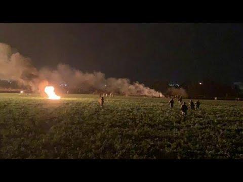 No Comment: Πολύνεκρη έκρηξη σε πετρελαιαγωγό