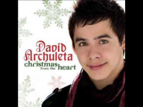 David Archuleta - Joy to the World - Christmas From the Heart