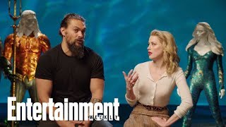 Aquaman's Jason Momoa Swears He Hasn't Worked Out In A Year   Entertainment Weekly