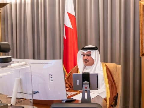 HRH the Crown Prince and Prime Minister chairs weekly Cabinet Meeting