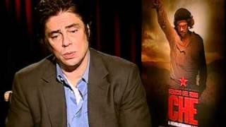Che (Part 2) - Exclusive: Benicio Del Toro Interview