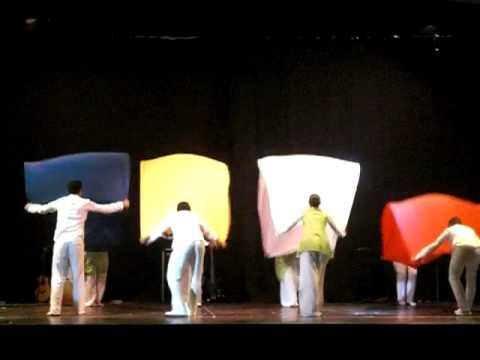 PASOS DE GUERRA. 3er Festival de Danza Internacional