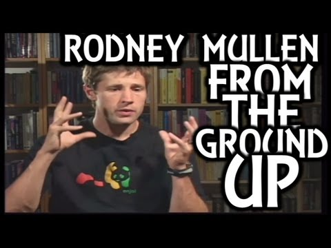 """From the Ground Up: Rodney Mullen (2002) """"The Career of the Greatest Innovator in Skateboarding"""""""