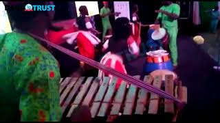 Cultural performance at IPI World Congress dinner in Abuja (VIDEO)