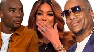 Charlamagne Tha God Is Concerned For Wendy Williams | Say's He Doesn't