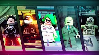 Видео LEGO Batman 3: Beyond Gotham Season Pass