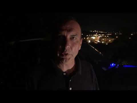 Video - Θεσσαλονίκη: Φωτιά στο Σέιχ Σου από κεραυνό