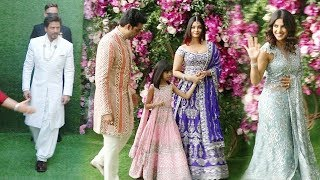 Video ALL Bollywood Celebrities At Akash Ambani & Shloka Mehta @Wedding Ceremony Red Carpet MP3, 3GP, MP4, WEBM, AVI, FLV Maret 2019