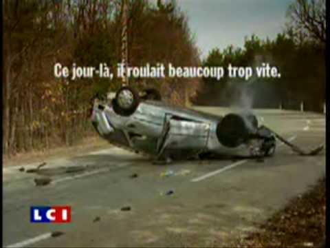 French Car Insurance Commercial HILARIOUS
