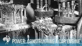 Video Power: Constructing a Car Engine (1930-1939) | British Pathé MP3, 3GP, MP4, WEBM, AVI, FLV September 2018