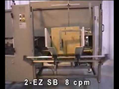 2-EZ SB Bottom Taping Case Erector