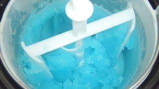 Сладкий лёд в домашних условиях