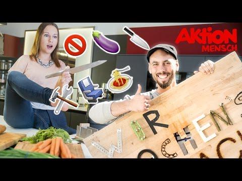 Wir machen's einfach – Der Kann-Alles-Küchenstuhl und die Schneidschütte (Folge 2)