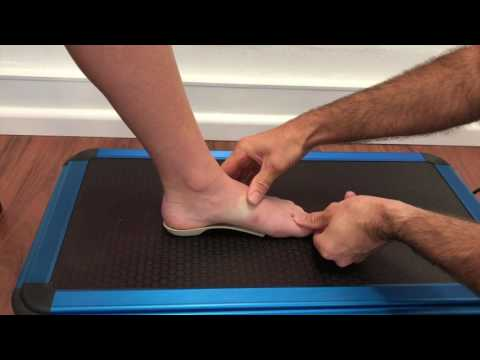 How To Order Joeys - Pre-cast foot orthoses by Footwork