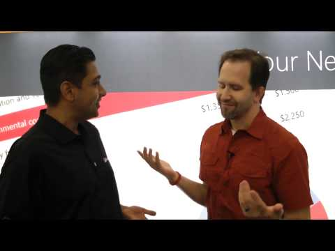 Microsoft TechEd 2014 - Scott Hanselman and Mehul Harry