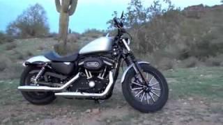 10. 2009 Harley Davidson Sportster Iron 883