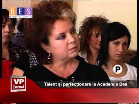 Talent și perfecționare la Academia Bes