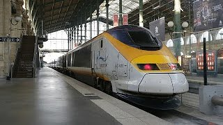 Eurostar Manş'tan Akdeniz'e iniyor