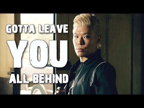 JOB ✘ gotta leave you all behind