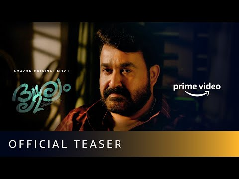 Drishyam 2 - Official Teaser (Malayalam) | Mohanlal | Jeethu Joseph | Amazon Original Movie