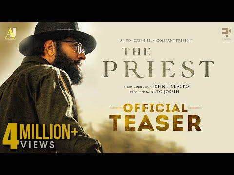 The Priest | Official Teaser | Mammootty | Manju Warrier | Jofin T Chacko | Nikhila Vimal