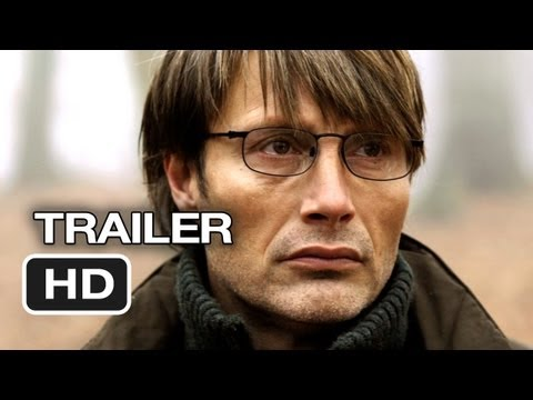 The Hunt Official Trailer #1 (2013) - Mads Mikkelsen Movie HD