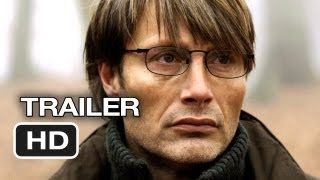 The Hunt Official Trailer 1 2013  Mads Mikkelsen Movie HD