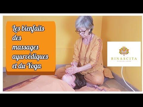 Massages ayurvédiques et Yoga Nice Rinascita