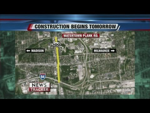 Delays hit Highway 100 starting Monday