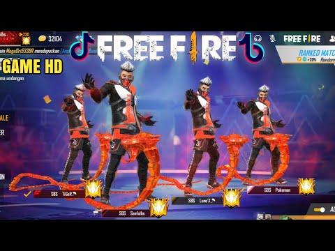 Tik Tok Free Fire (Tik tok ff) Game HD,Lucu,Bar Bar,Pro Player,Bundle Sultan, Emot Segera