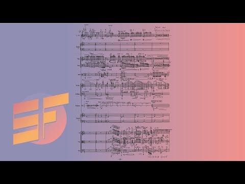 Eva Reiter — The Lichtenberg Figures [w/ score] (видео)