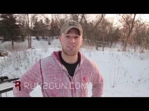 Run2Gun TV Episode 9 Late Season Doe Hunt