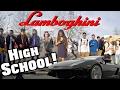 foto Driving My Lamborghini To High School At 17! Funny Supercar Reactions!!