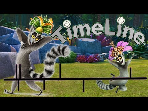 King Julien Timeline : Timeline Theory