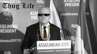 Video François Asselineau ne fait que d'être couper sur France Inter (10/04/2017) MP3, 3GP, MP4, WEBM, AVI, FLV Mei 2017