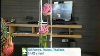 Getaway Travel Show - Sri panwa Phuket