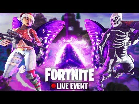 Fortnite BUTTERFLY EVENT Highlights! - FULL Event Gameplay! (Fortnite Battle Royale)