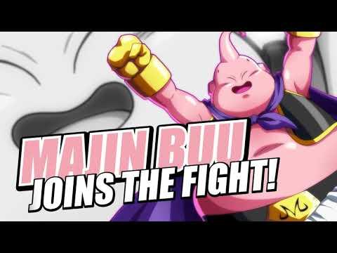 Dragon Ball FighterZ - Majin Buu montre sa frimousse  de Dragon Ball FighterZ