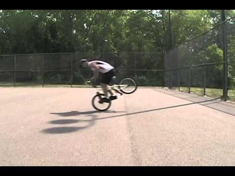 Bicycle Tricks at GMP